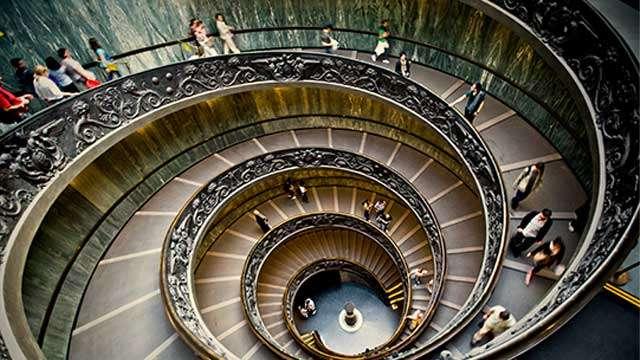The Vatican Museums (Musei Vaticani)
