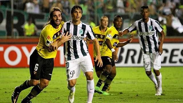 Atletico Nacional football match