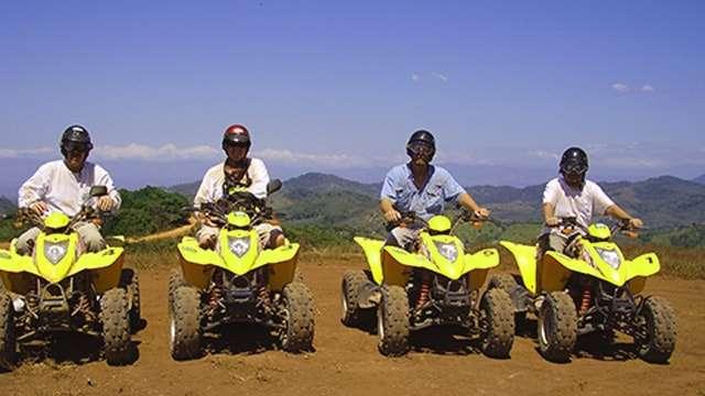 Tamarindo ATV (quad) tours