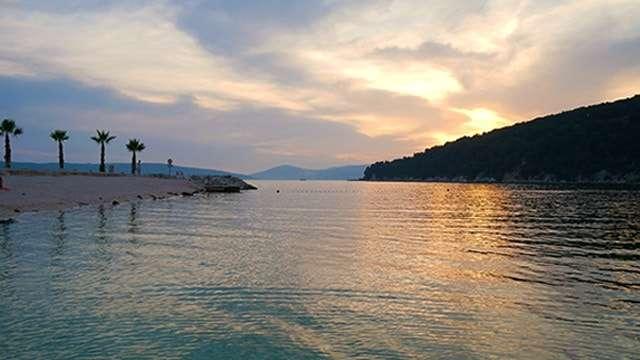 Kasjuni Beach sunset