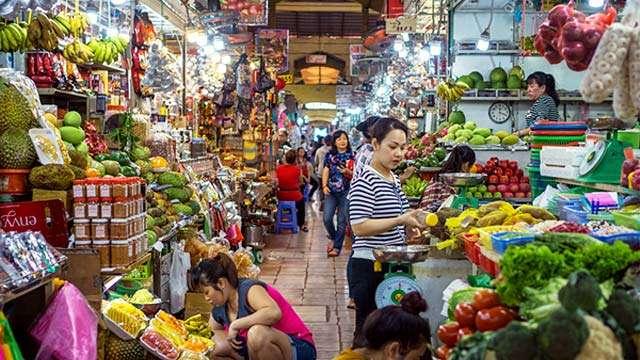Ben Thành Market
