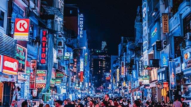 Biu Vien street