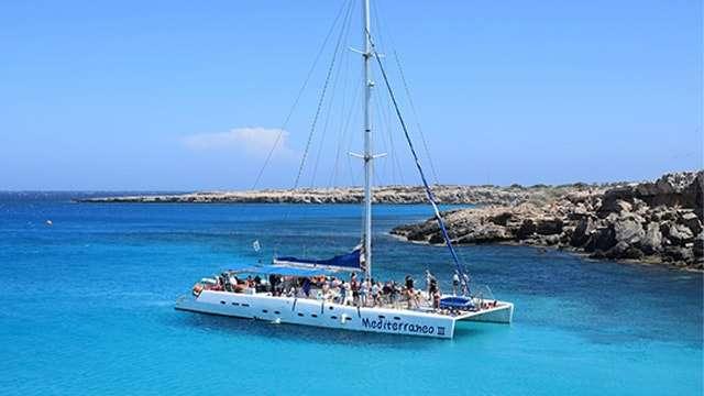 Go On A Catamaran Cruise.