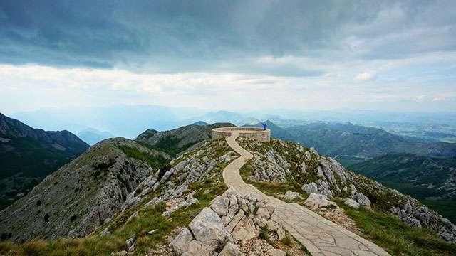 Lovcen Mountain