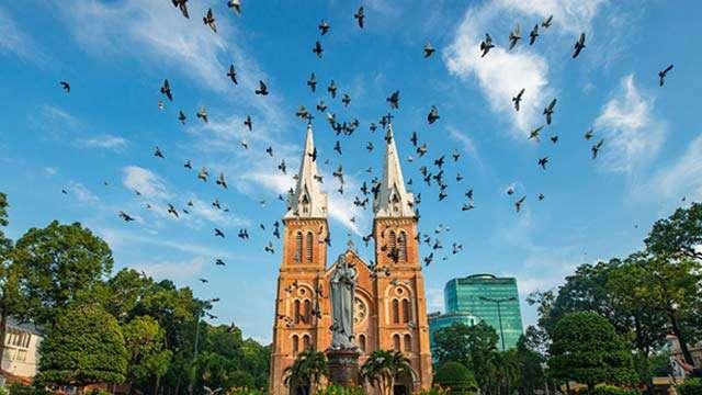 Notre-Dame de Saigon Cathedral