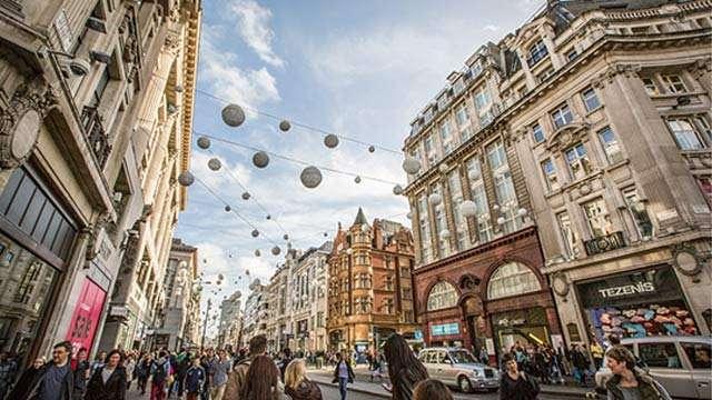 Make sure you visit Oxford Street