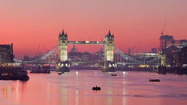 Tower Bridge & London Bridge
