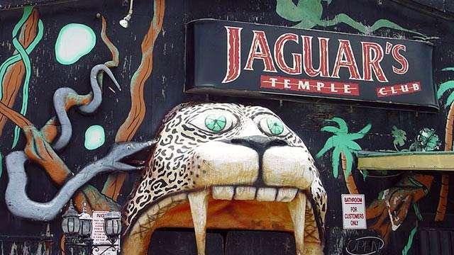 Jaguar's Temple Nightclub