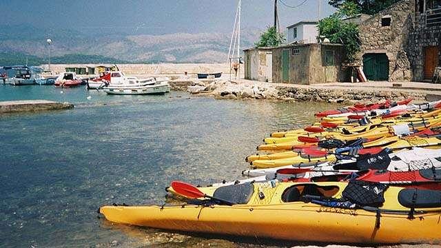 14 kayak