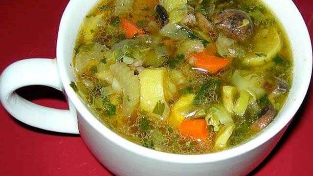 15 bajan soup