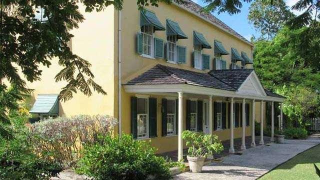 2 george washington house