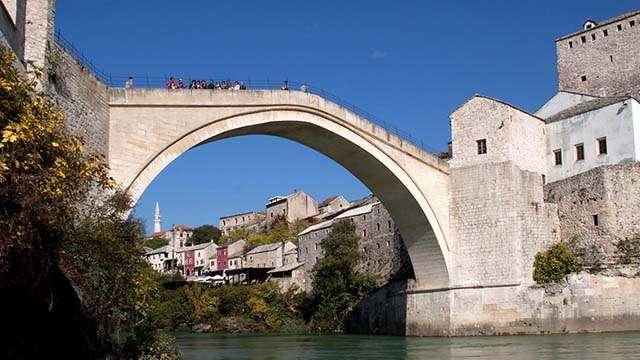 6 mostar bridge