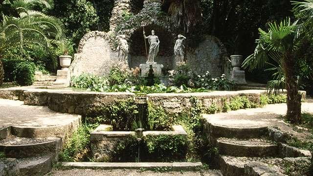 7 trsteno arboretum