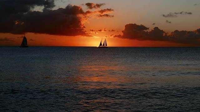 9 sunset cruise