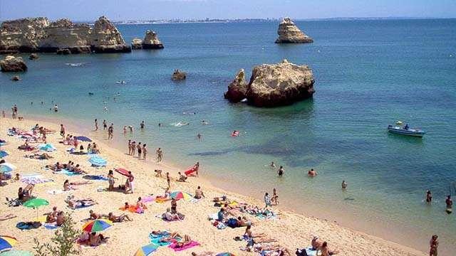 beach portugal