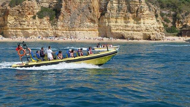 boat trip albufeira portugal