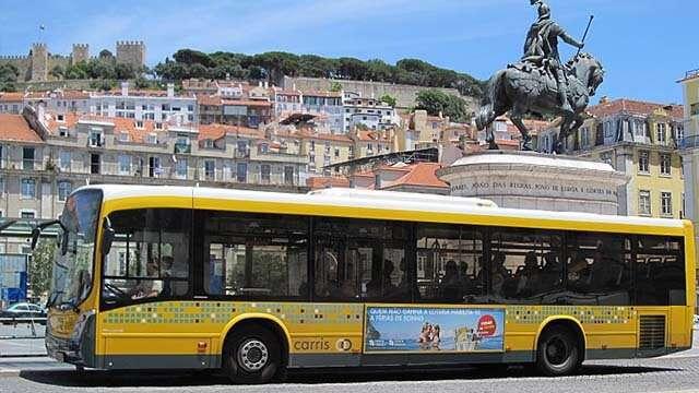 bus portugal