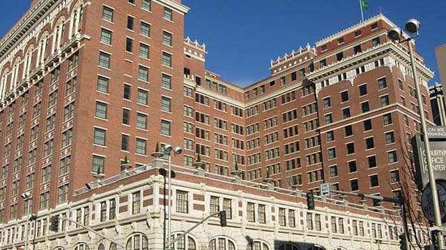 davenport hotel spokane washington