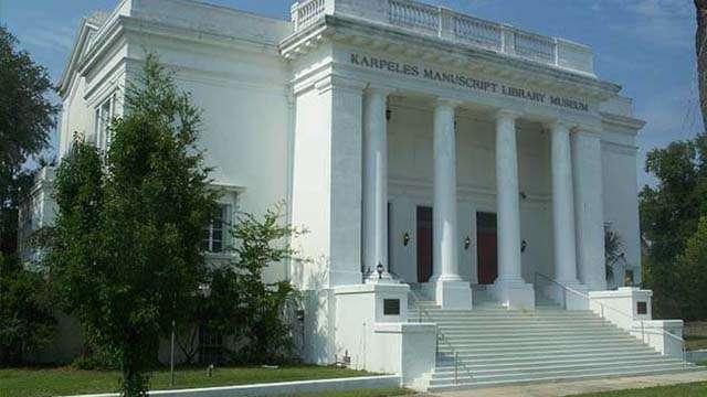 karpeles library museum tacoma washington