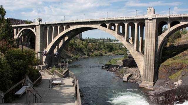 monroe street bridge spokane washington