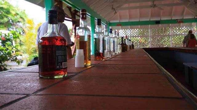 rum st lucia