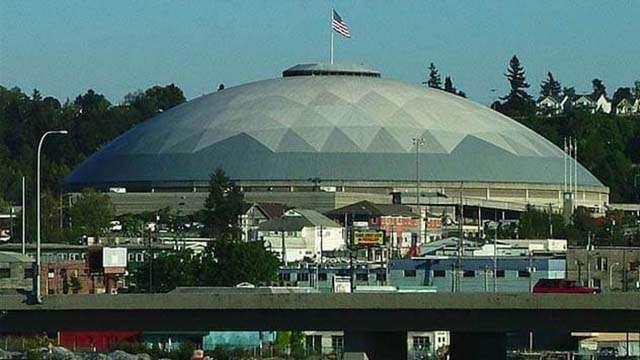 tacoma dome washington