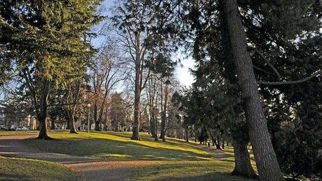 wright park tacoma washington