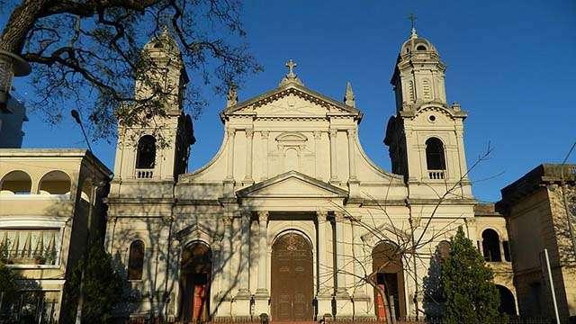 Iglesia Catedral de San Juan, Salto