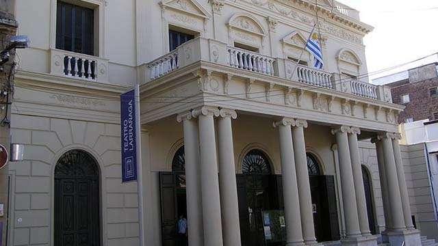 Larrañaga Theater Museum