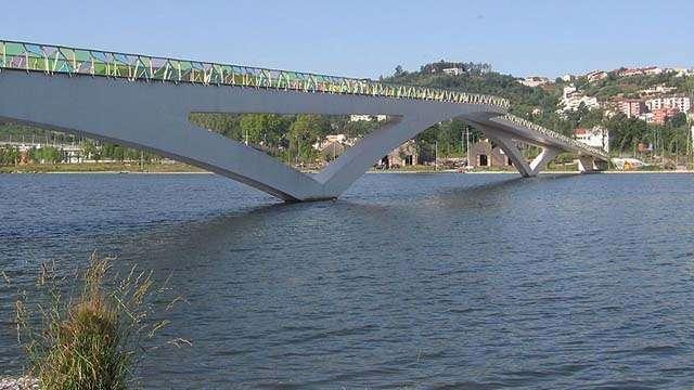 Pedro and Inês Bridge