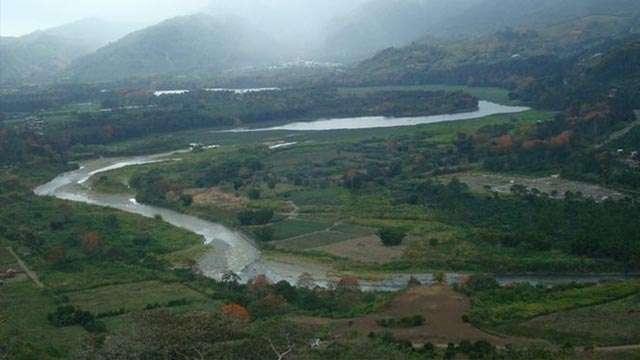 Reventazon River