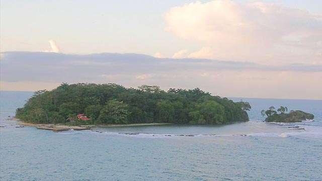 isla uvita