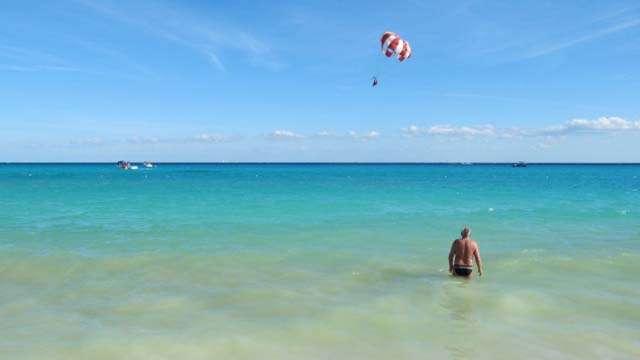 kitesurfing mexico