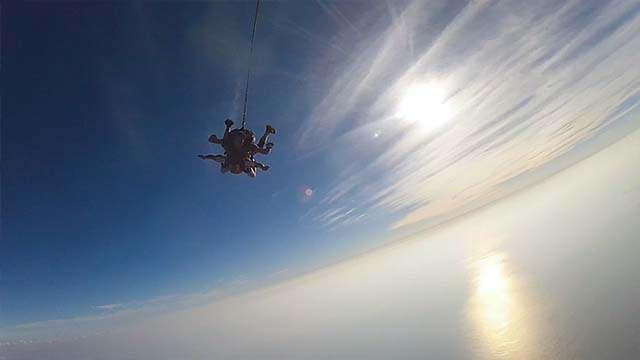 parachute jump mexico