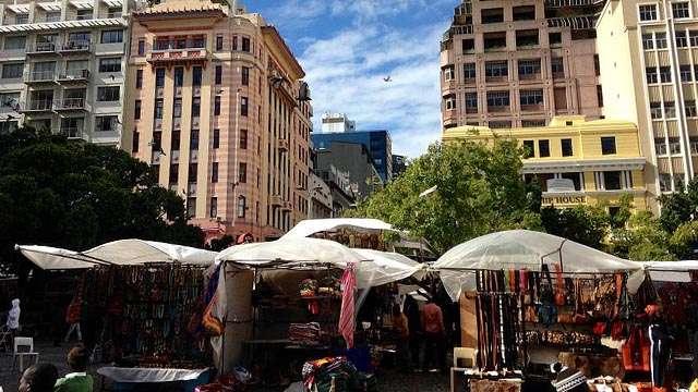 cape town greenmarket square