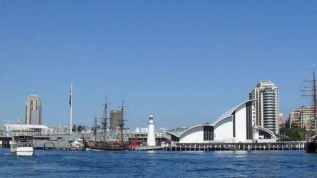 sydney national maritime museum