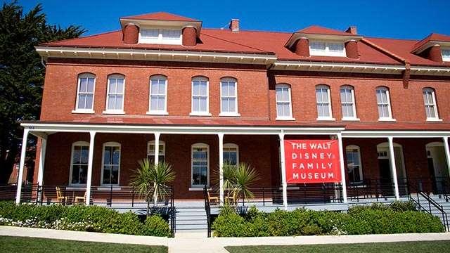 san francisco walt disney family museum