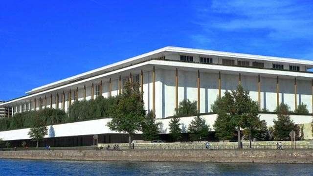 jfk center for performing arts