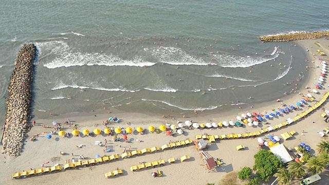 playa bocagrande