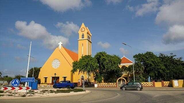 kralendijk church