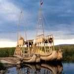 Islas Flotantes - reed boats of Peru