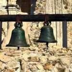 Original Mission Bells of Mission San Juan Capistrano