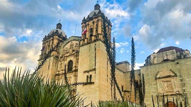 Templo de Santo Domingo, Oaxaca, Mexico