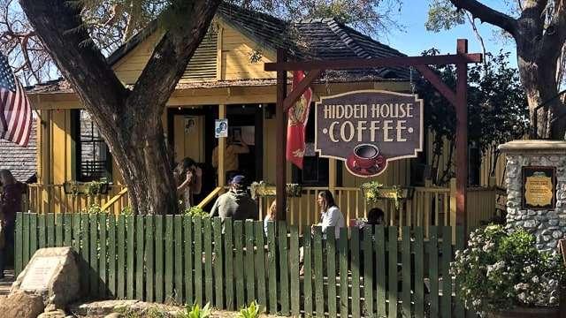 Los Rios Historic District Home