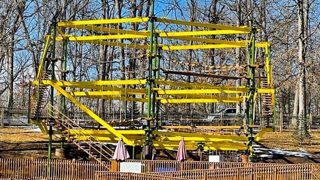 Rope Adventure Park, Luray, VA
