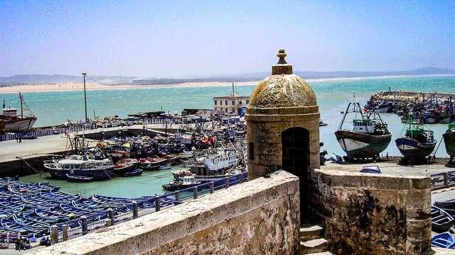 Essaouira rampart