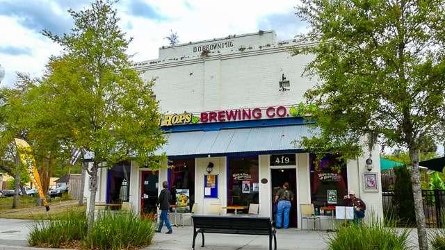 Wop's Hop Brewing Co. - Orlando North
