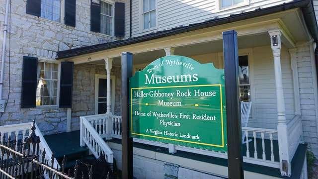 Haller-Gibboney Rock House Museum