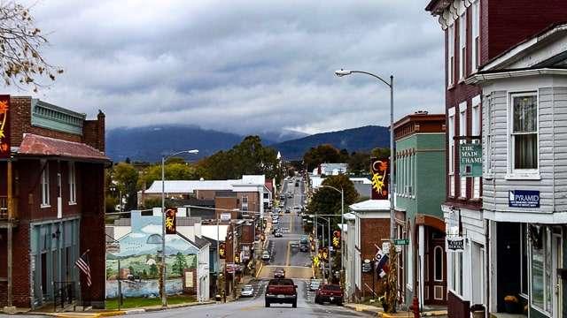 Historic Luray, Virginia