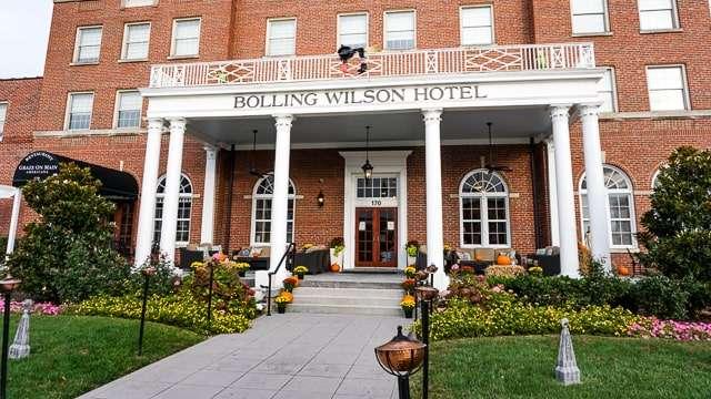 Bolling-Wilson Hotel, Wytheville, VA